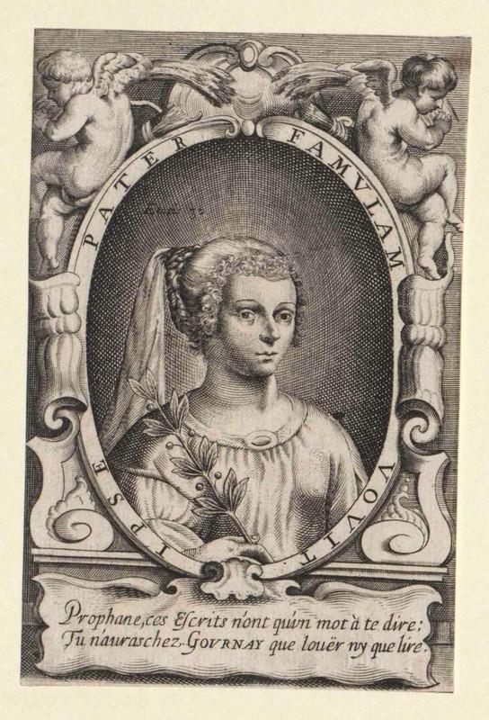 3.9. Marie de Gournay