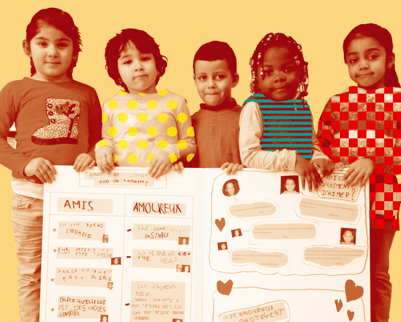 Enfants-pancarte