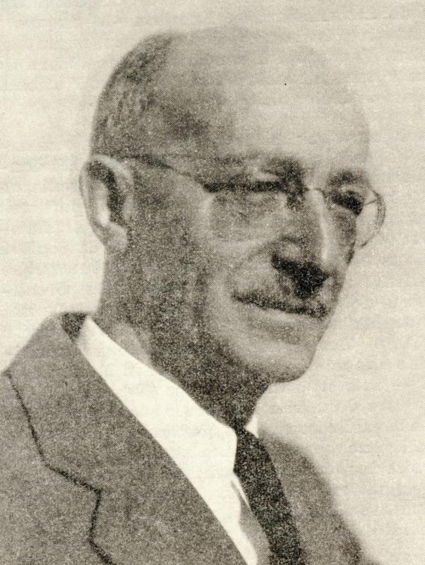 Ludwik Rajchman dans les années 1960