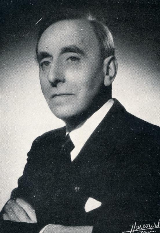 Robert Debré dans les années 1950