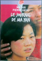 Couverture du livre Le journal de Ma Yan, de Ma Yan et Pierre Haski, publié en 2002